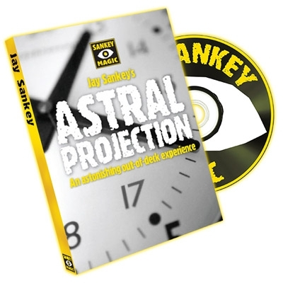 ral Projection (DVD + Gimmick) Jay Sankey