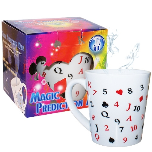 ( PROMO ) Magic Prediction Mug 10 de coeur