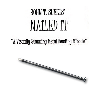 Nailed It (With DVD) by John T. Sheets
