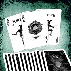 Jeu Bicycle xXx : The Outlaw (Format Poker)