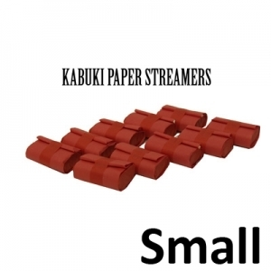 Small Kabuki Paper Streamer Rouge