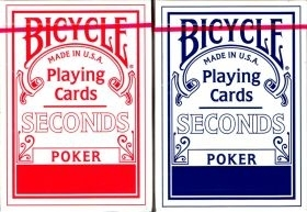 -Jeu de Cartes  Seconds  Bicycle