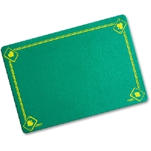 Tapis de cartes motif index