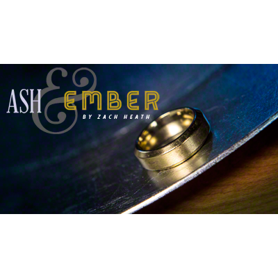 Ash and Ember Gold Beveled