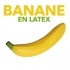 Banane en latex - LUXE