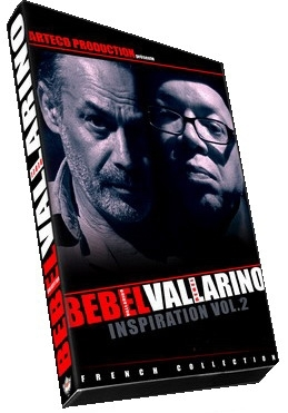 DVD Bebel Vallarino : INSPIRATION - Vol. 2 (cadeau)