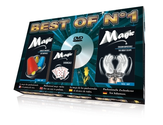 Coffret Best of n°1