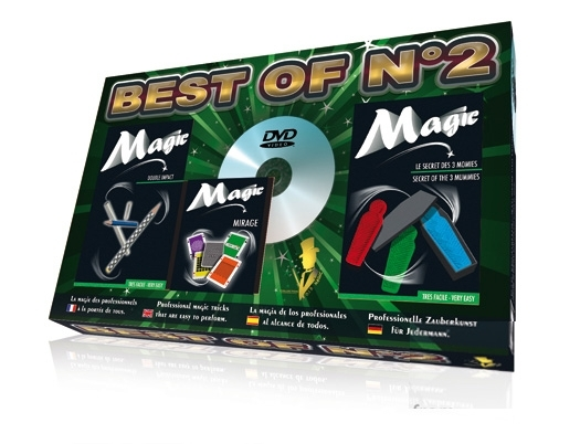 Coffret BEST OF N°2