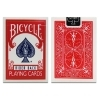 Bicycle RIDER BACK - ROUGE ( Format Poker ancien étui )
