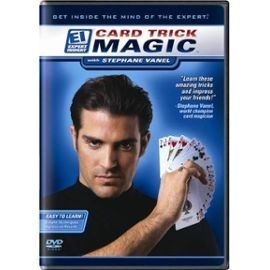 Card Trick Magic by Stephane Vanel - DVD