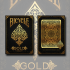 Bicycle Gold Deck US Playing Cards
