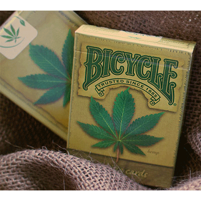 Jeu Bicycle - Cannabis
