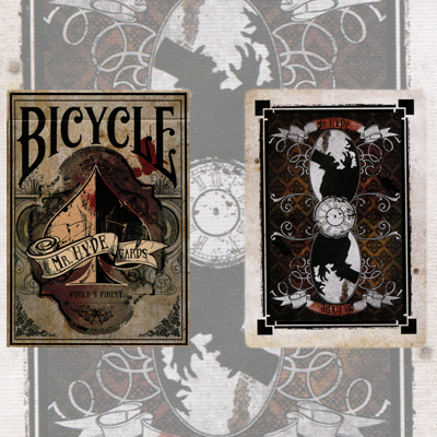 Jeu Bicycle Mister Hyde