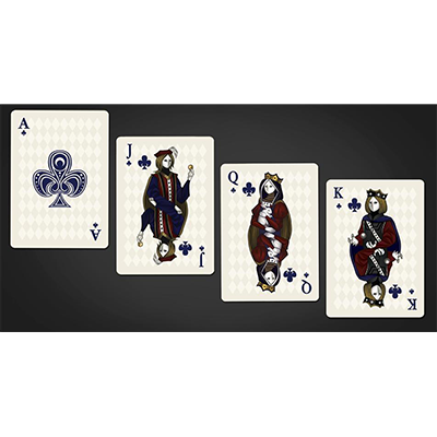 Bicycle Illusionist Deck Limited Edition (Light) de LUX Playing Cards