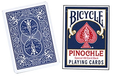 Jeu de Cartes Bicycle Pinochle
