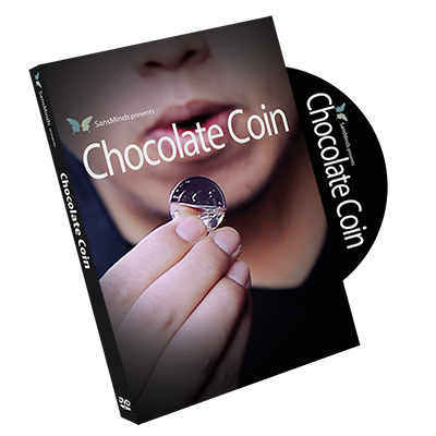 Chocolate Coin de SansMinds