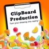 Clipboard production - MADE IN FRANCE