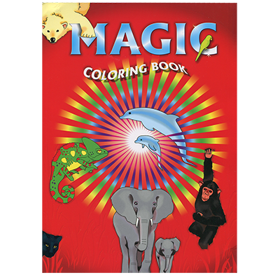 um magic (coloriage) Coloring book