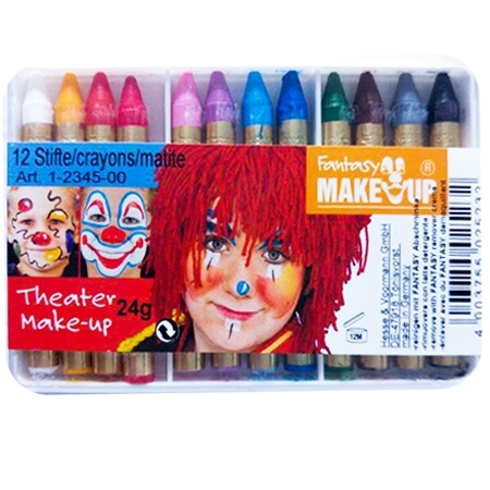 Maquillage - 12 crayons