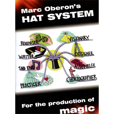 Hat System by Marc Oberon - eBook