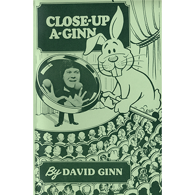 Close Up A-Ginn by David Ginn - eBook