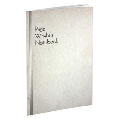 Page Wright&#39s Notebooks by Conjuring Arts Research Center - eBook