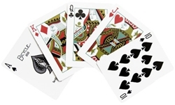 Bicycle DRAGON BACK (Format Poker)