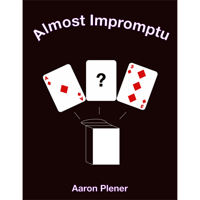 Almost Impromptu by Aaron Plener - eBook