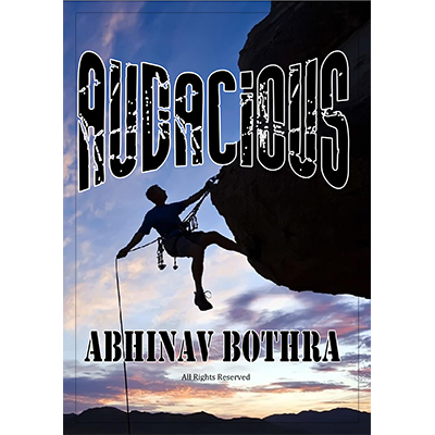 Audacious by Abhinav Bothra - eBook
