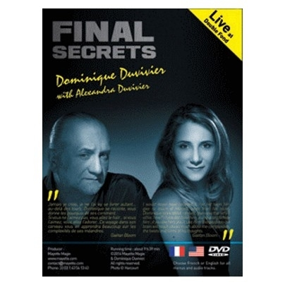 Coffret 5 DVDs Final Secrets Dominique  Duvivier