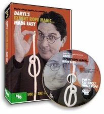 Expert Rope Magic Made Easy  Daryl - Volume 3 Téléchargement