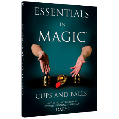 Essentials in Magic Cups and Balls T�l�chargement