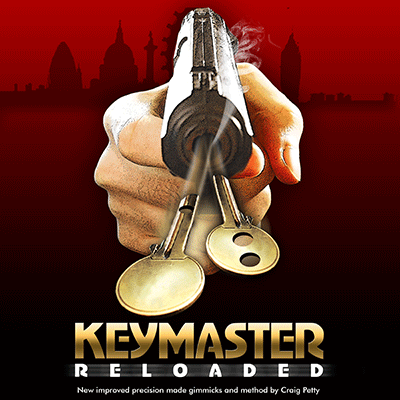 Keymaster Reloaded de Craig Petty and World Magic Shop