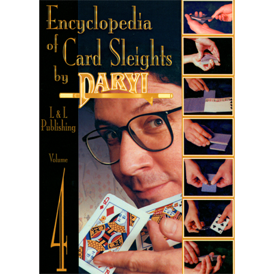 Daryl Encyclopedia of Card Sleights vol.4 Téléchargement