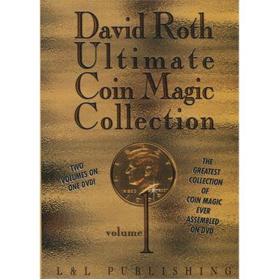 David Roth Ultimate Coin Magic Collection Vol 1 Téléchargement