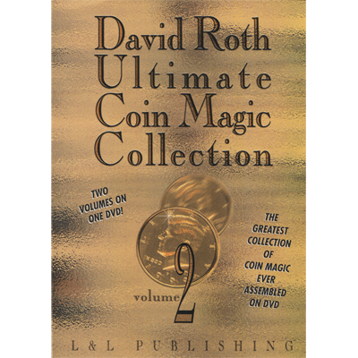 David Roth Ultimate Coin Magic Collection Vol 2 T�l�chargement