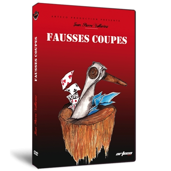 DVD Fausses Coupes par Jean-Pierre Vallarino