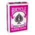 Jeu de Cartes Bicycle FUSHIA (Format Poker)
