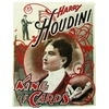 "Reproduction de Portrait ""Houdini King of Cards"""