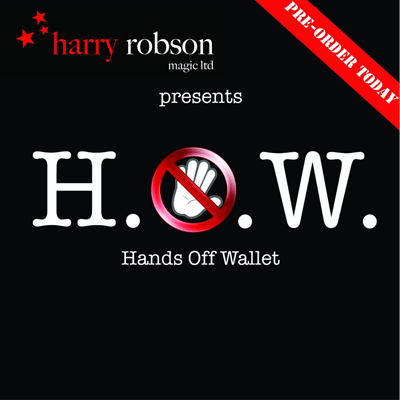 HOW Wallet de Harry Robso