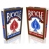 Jeu Bicycle SHORT (52 CARTES COURTES) DOS BLEU