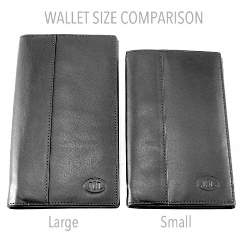 Portefeuille plus wallet LARGE- Jerry o&#39Connel