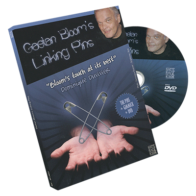 Gaetan Bloom&#39s Linking Pins - DVD