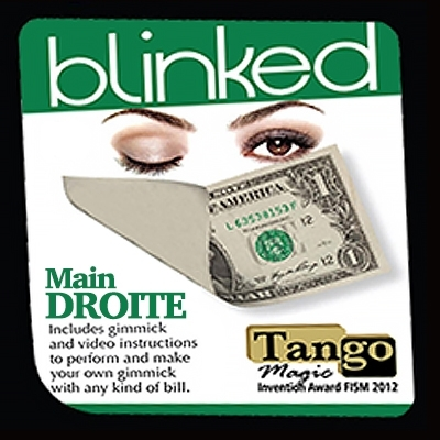 BLINKED (main droite) - TANGO MAGIC