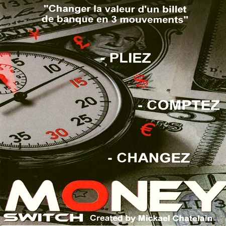 Money switch - Mickael CHATELAIN
