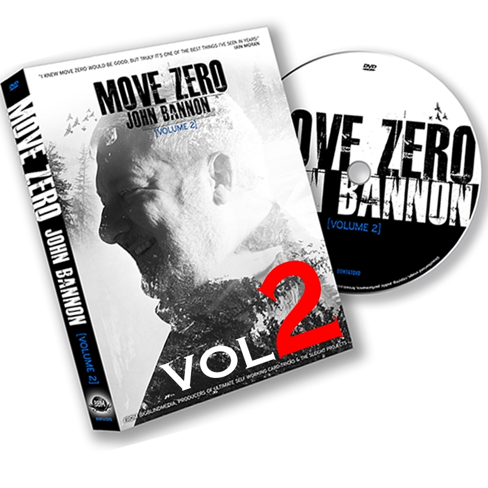 MOVE ZERO vol 2 - John BANNON