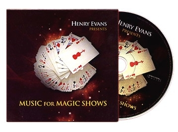 Cd Music for Magic Shows (Henry Evans)