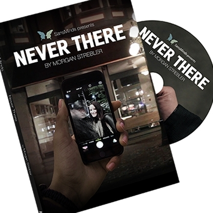 Never There - Morgan Strebler