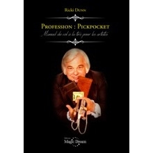 Livre Profession : PICKPOCKET