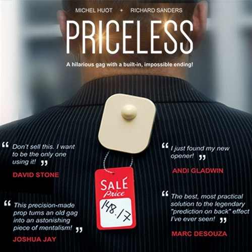 Priceless - Richard SANDERS